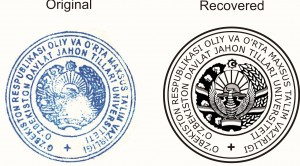 Stamp Recovery