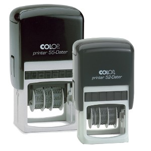 Self inking Dater Stamps