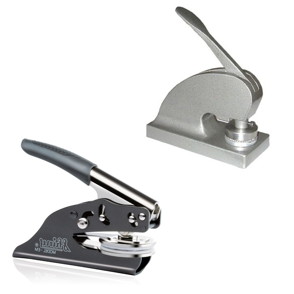 Hand Pliers & Desktop Seals