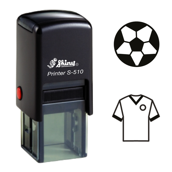 Football Loyalty Card Stamps