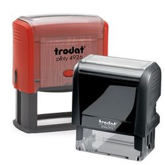 Trodat Plastic Self-inking Stamps