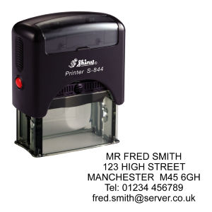 Custom Made Rubber Stamps Buy Online At Speedy Stamps